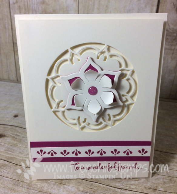 Eastern Palace, InColor 2017-19, Stampin'Up!