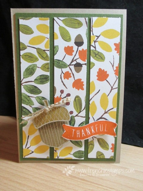 Paper Share from the Holiday Catalog and sneak peek