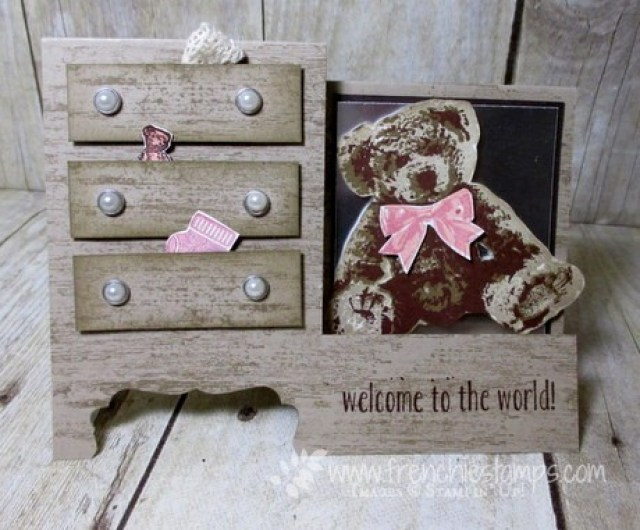 Baby Dresser how to Video