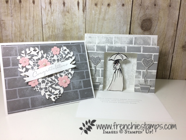 Step Up Pop Up Card, Bloomin' Heart, Floral Phrase, Beautiful You,  Mediterranean Moments, Stampin'Up!