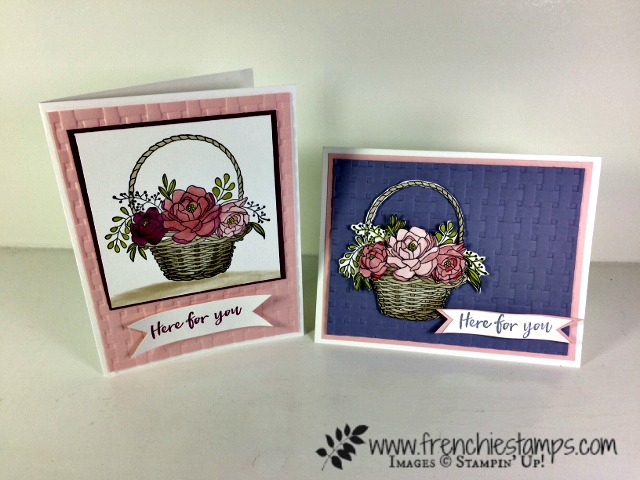 Blossoming Basket and Basket Weave Tip video