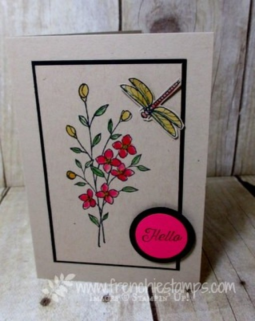 Coloring with Alcohol and ink Crumb Cake card stock Video on how to