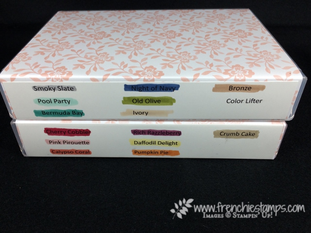 Stampin'Blends DYI Case, Storage for Stampin' Blends, Stampin'Up!