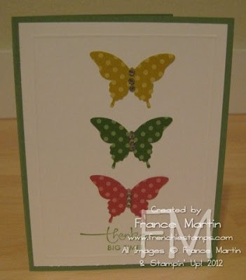InColor Butterflies