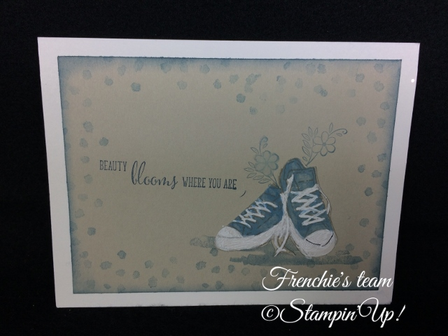 Epic Celebrations,  Sale a Bration and Occasion Stampin'Up! 2018, Frenchie stamps in the Spotlight,