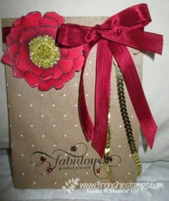Stampin'Up! Gift Bag