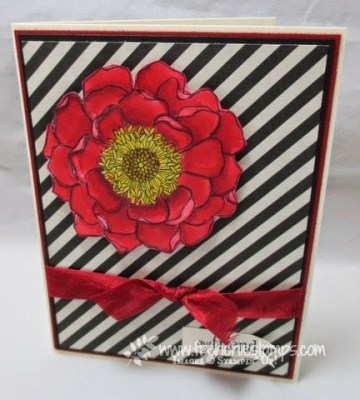 Coloring with Stampin'Up! Blendabilites