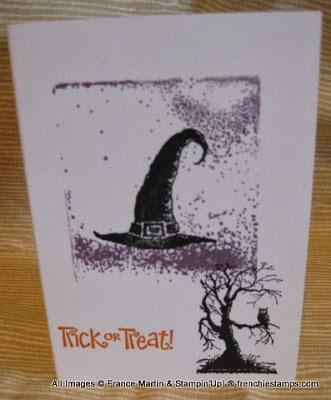 Best of Halloween Note Card