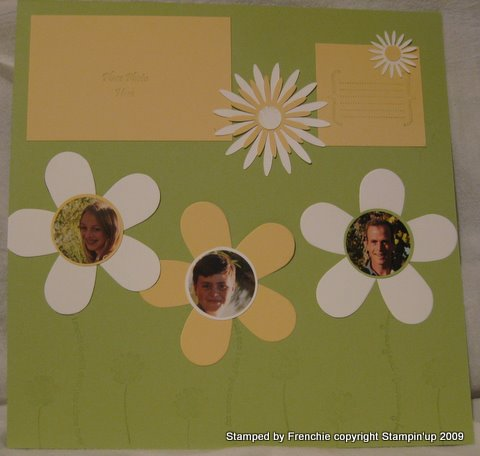 Scrapbook Class May 6
