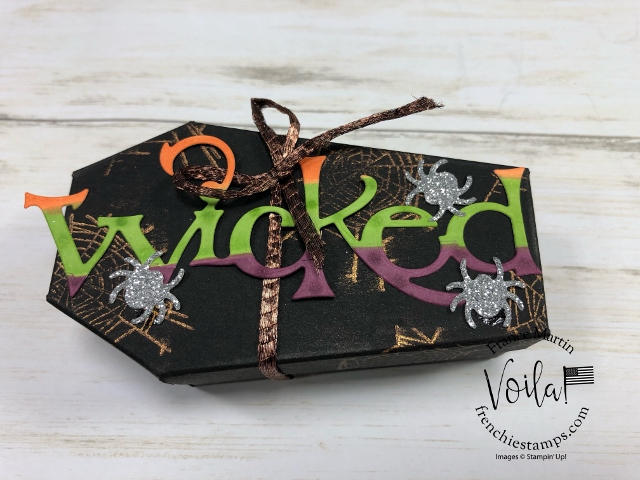 Wicked Coffin Treat Boxes.
