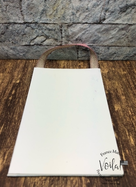 How to stamp on Canvas