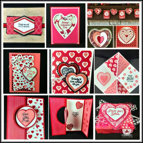 Frenchie' Customer Appreciation for January. This month it is all about 'Love'