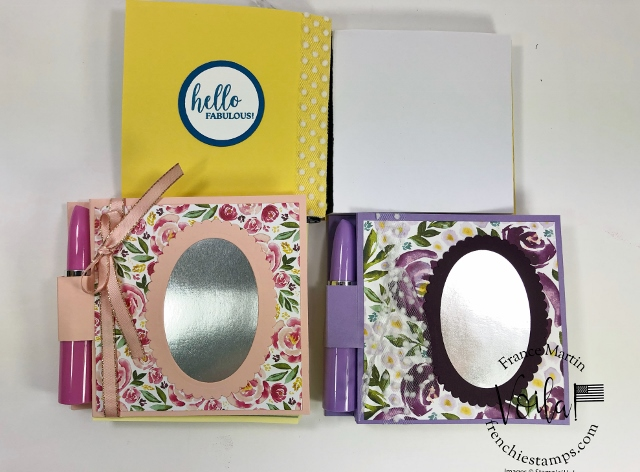 DIY Lipstick Pen and Post-It Note Holder.