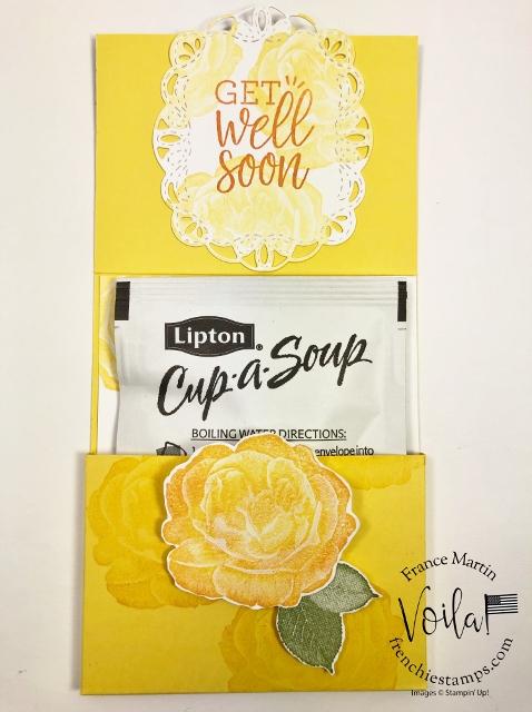 Pocket Card with Healing Hugs