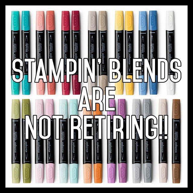 stampin' Blends by Stampin'Up!