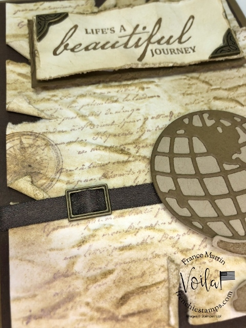 Vintage with Beautiful World bundle. Very rustic look for all occasion.