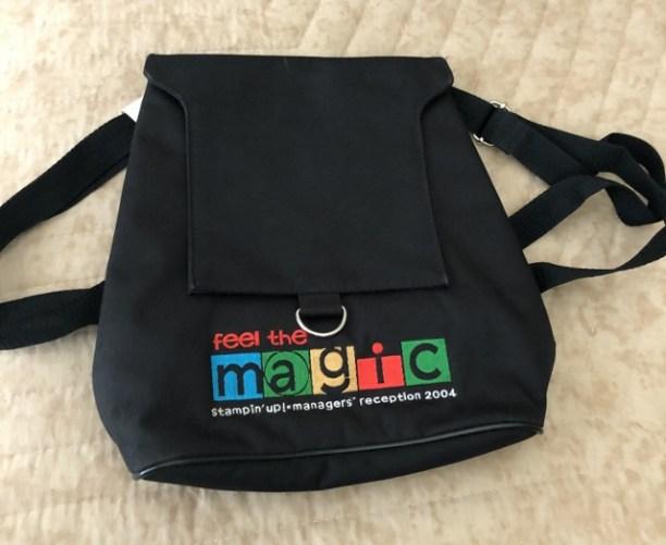 Mini back bag Lunch sac 5.00 each I have 2