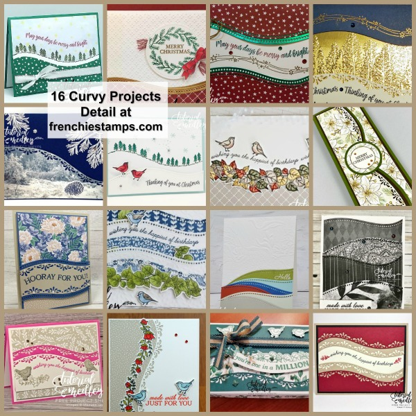 16 Project with the Curvy Bundle