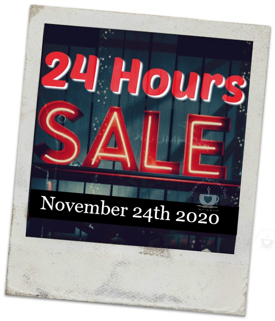24 Hours Stampin'Up! Sale.