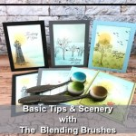 Basic Tips and Scenery with the Blending Brushes.