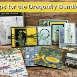 Tip for the Dragonfly Garden Bundle and the Dandy Garden Designer paper.