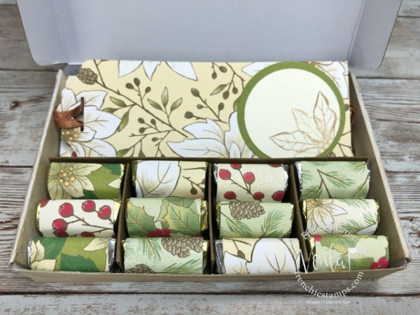 Mini Paper Pumpkin Box Lots of use for them boxes,