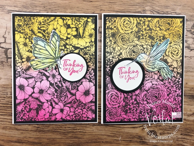 A Touch Of Ink with True Love Designer paper.