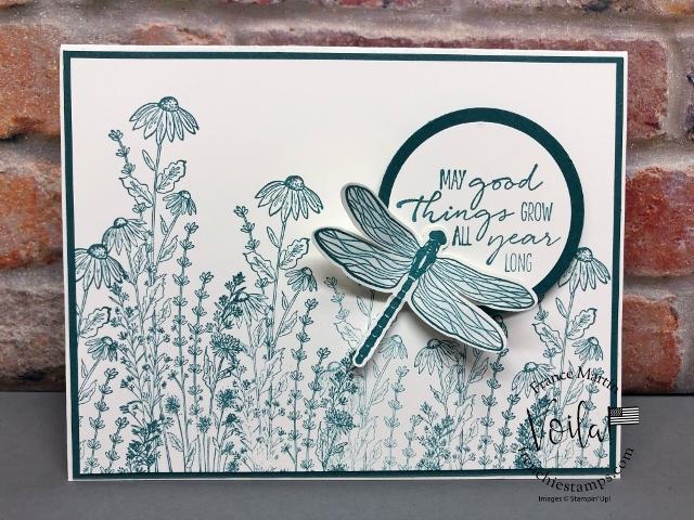 Tip for the Dragonfly Garden Bundle