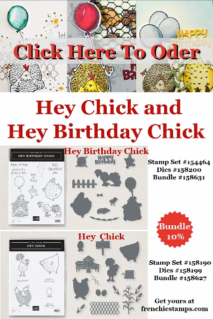 Hey Birthday Chick and Hey Chick Bundle