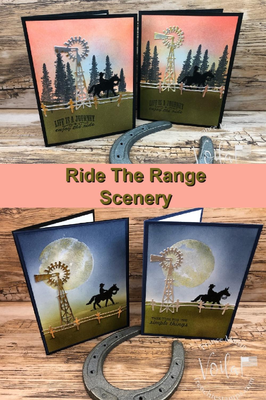 Ride The Range Scenery