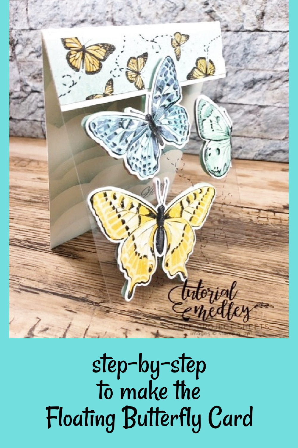 Tips for the Butterfly Bouquet Plus A Download of 15 Cards with the Butterfly Brilliance