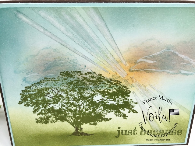 After the Storm with Rooted In Nature stamp set