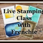 Live Stamping Class With After The Storm.