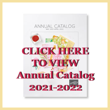 Stampin' Up! Annual Catalog Catalog 2021-2022 Free Download
