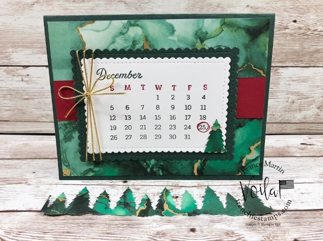 Christmas Card with Days to Remember
