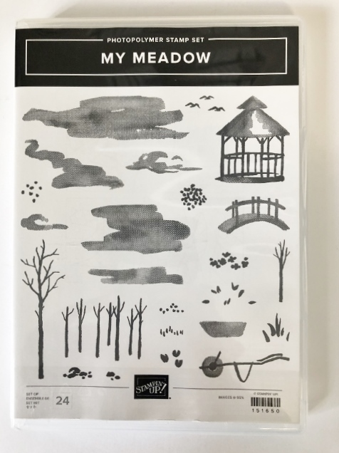 My Meadow Stamp Set