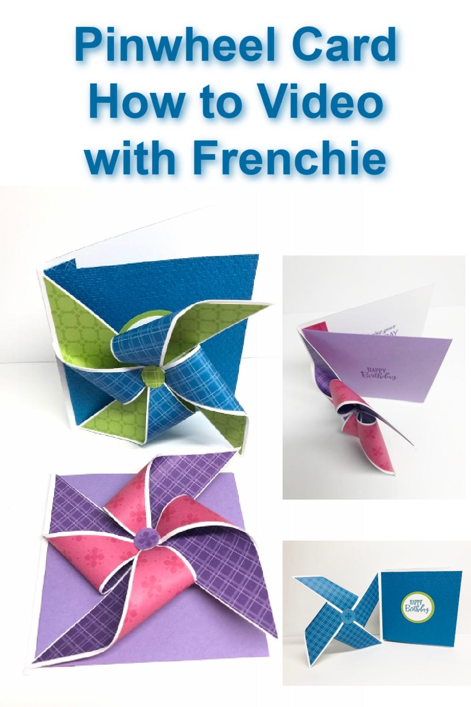 Fun Fold Pinwheel Card