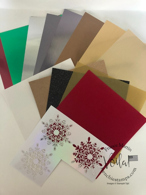 Specialty Paper share fall 2021 with Frenchie.