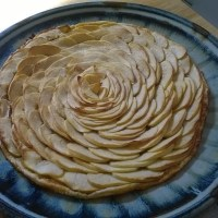 Tarte aux Pommes -Celebrating Autumn!