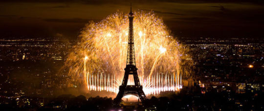 Happy New Year from The French Language Salon
