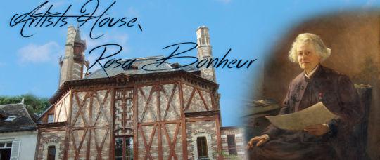 Rosa Bonheur, By's Chateau