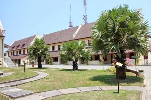 Fort Rotterdam, Makassar, Produits scalaire, Distance, Angle