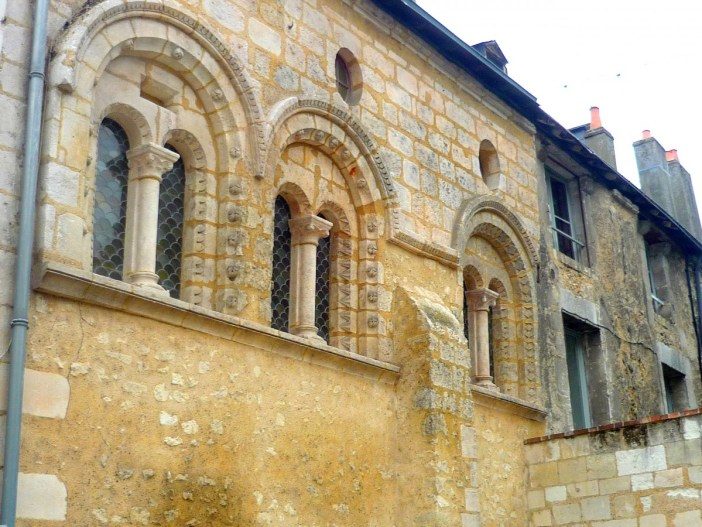 The granaries, Vendôme Abbey © French Moments