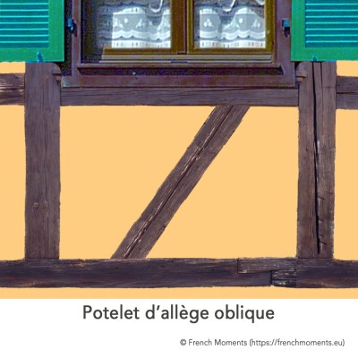 Alleges Fenetres Maison Alsacienne Potelet Oblique © French Moments