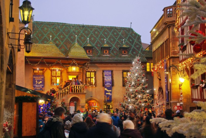Most Beautiful Christmas Markets: Colmar © French Moments