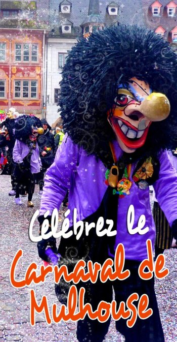 Mardi-Gras in France © French Moments