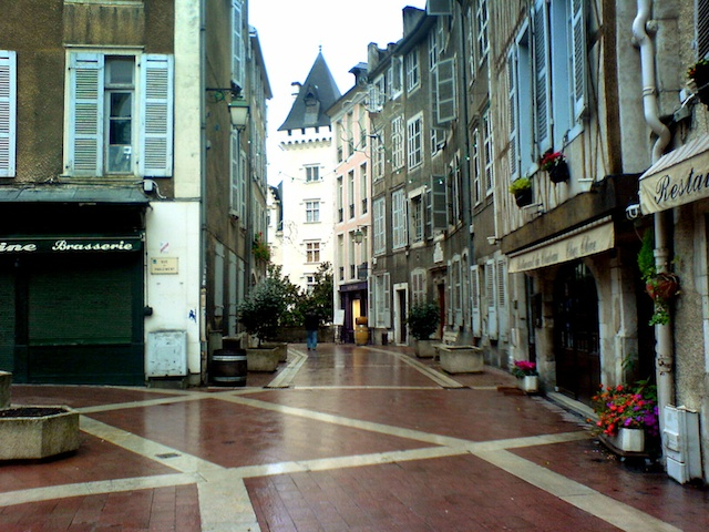 Old Town of Pau