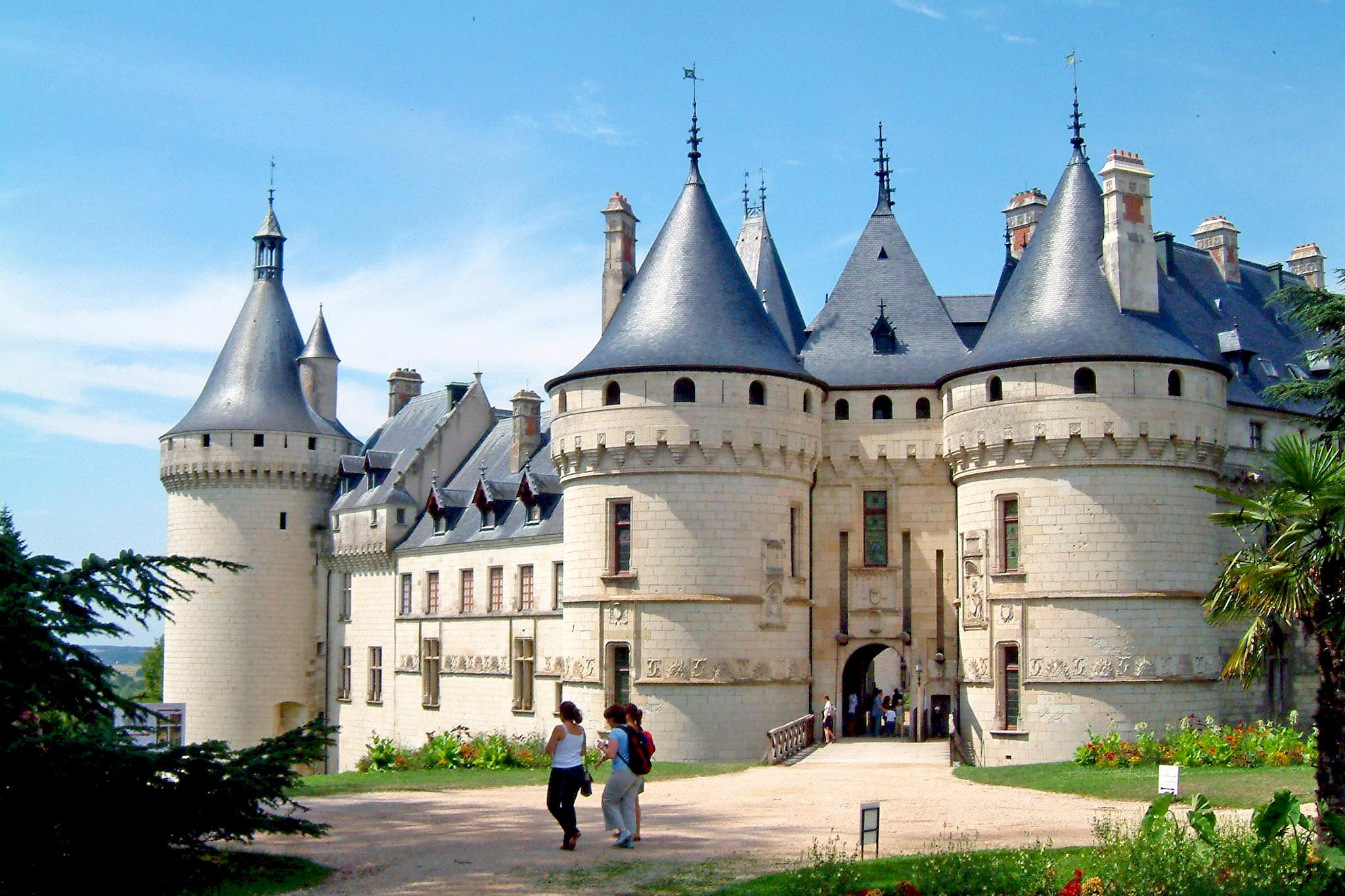 Chaumont sur loire castle french moments for Christophe chaumont