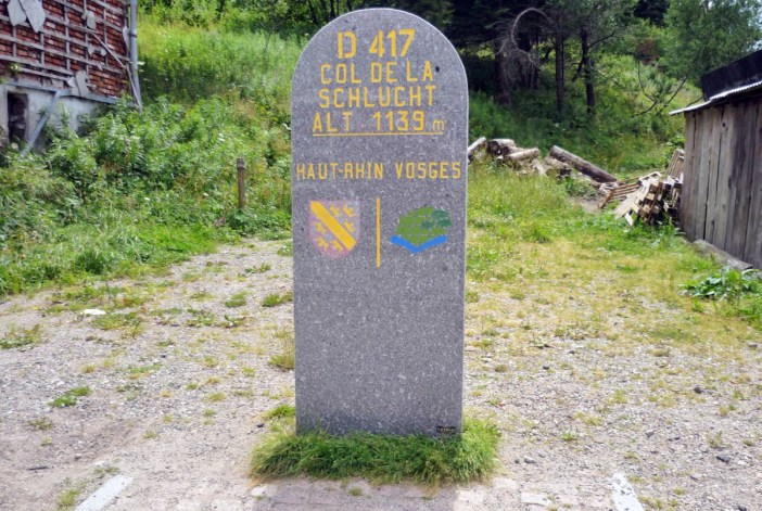 At the Col de la Schlucht: the border between Alsace and Lorraine © French Moments