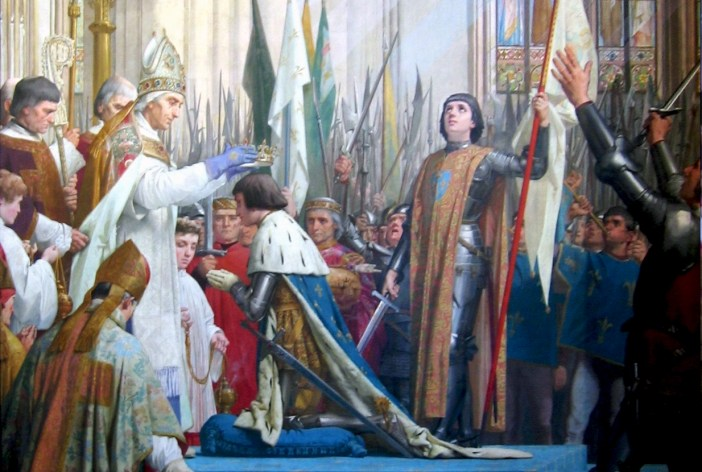 Coronation of the Kings of France in Reims